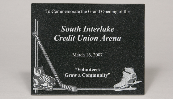 Corporate - South Interlake Credit Union Arena