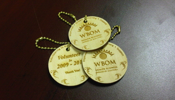 NonProfit/Charitable Orgs. - WBOM Keychains